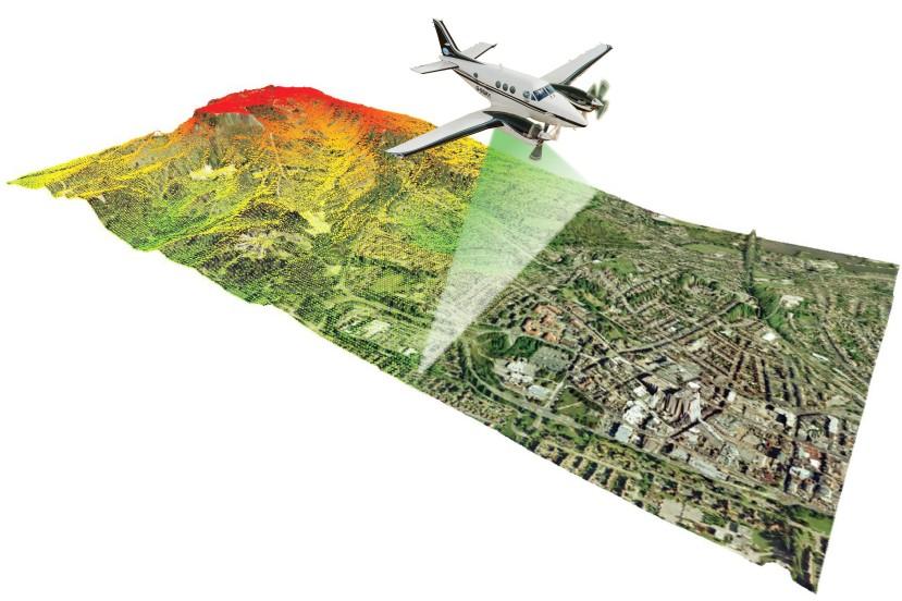 LIDAR scanner images