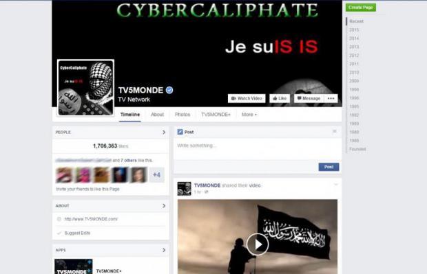 TV5 Facebook