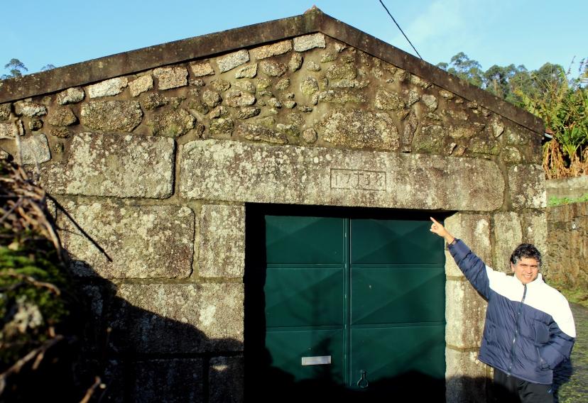 Casa de Cristão Novo em Portugal